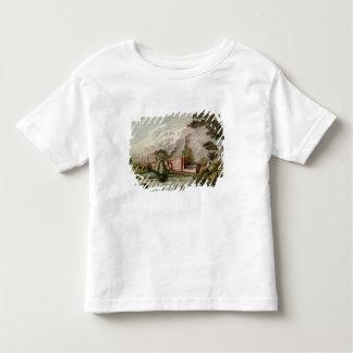 Sir Thomas Lombe's Silk Mill, Derby T Shirt