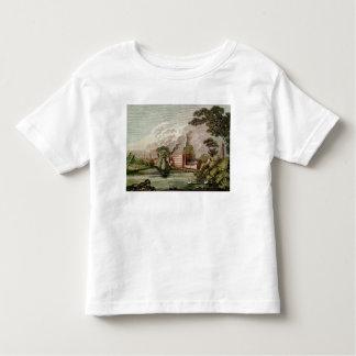 Sir Thomas Lombe's Silk Mill, Derby Tee Shirt