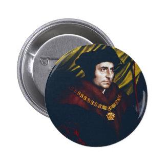 Sir Thomas More 2 Inch Round Button