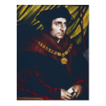 Sir Thomas More Tarjeta Postal