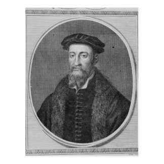 Sir Thomas Smyth, grabado por Juan Goldar, 1785 Tarjeta Postal