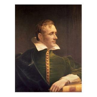 Sir Thomas Stamford Raffles Tarjeta Postal