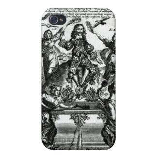 Sir Thomas Urquhart iPhone 4 Coberturas