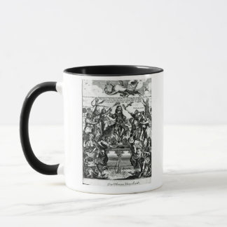 Sir Thomas Urquhart Mug