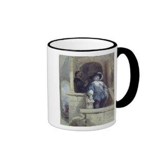 Sir Thomas Wentworth  and John Ringer Mug