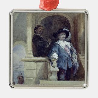 Sir Thomas Wentworth y Juan Ornamente De Reyes