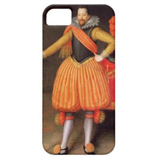 Sir Thomas Winne, c.1615 (aceite en lona) iPhone 5 Funda