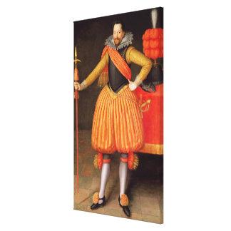 Sir Thomas Winne, c.1615 (aceite en lona) Lona Estirada Galerías