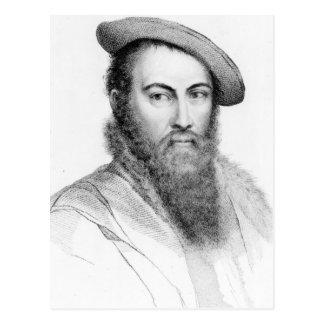 Sir Thomas Wyatt Postales