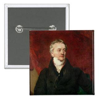 Sir Thomas Young MD, FRS Pin