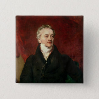Sir Thomas Young MD, FRS Pinback Button