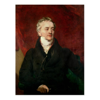 Sir Thomas Young MD, FRS Postales