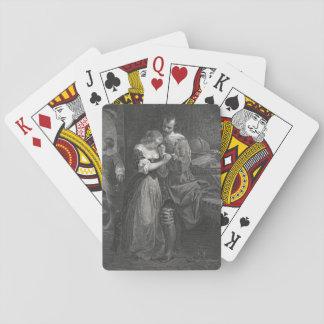 Sir Walter Raleigh 1618 Poker Deck