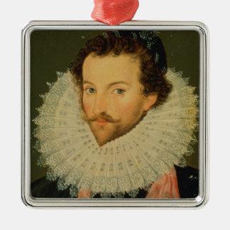 Sir Walter Raleigh 2 Ornament