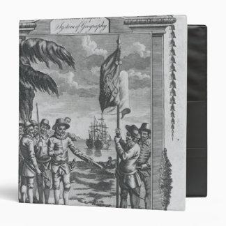 Sir Walter Raleigh Vinyl Binders