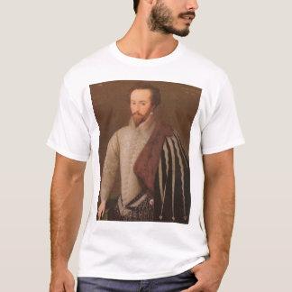 Sir Walter Raleigh, Fain would I climb, yet fea... T-Shirt