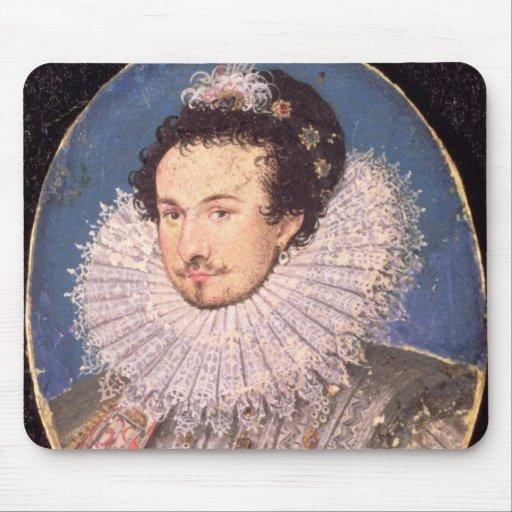 Sir Walter Raleigh Mouse Pad Zazzle