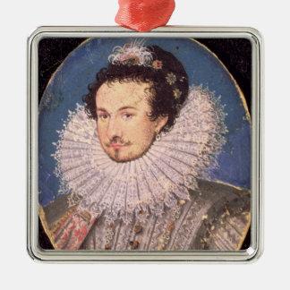 Sir Walter Raleigh Ornaments