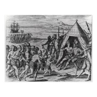 Sir Walter Raleigh Tarjetas Postales