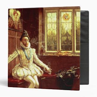 Sir Walter Raleigh's  First Smoke Binder