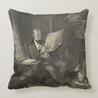 Sir Walter Scott 1846 Cojín