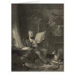 Sir Walter Scott 1846 Greeting Cards