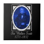 Sir Walter Scott Azulejo Ceramica