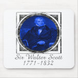 Sir Walter Scott Mouse Mat