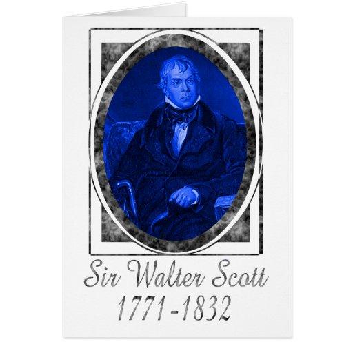 Sir Walter Scott Tarjetas