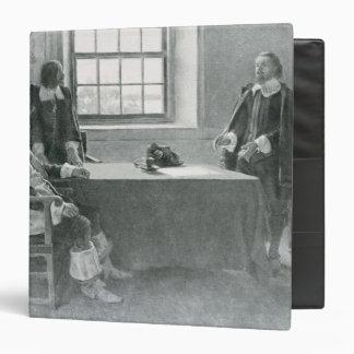 Sir William Berkeley Surrendering Binder