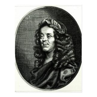 Sir William Davenant Postcard