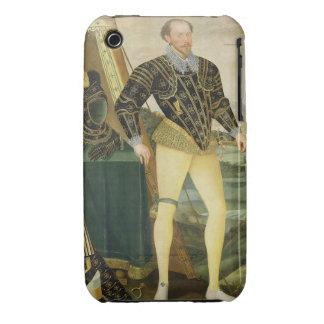 Sir William Drury, of Hawstead, Suffolk (1527-79), iPhone 3 Case-Mate Case