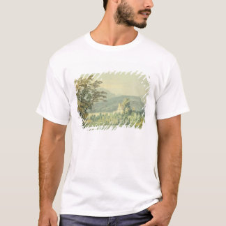 Sir William Hamilton's Villa, c.1795 (w/c over pen T-Shirt