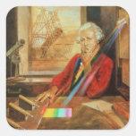 Sir William Herschel Sticker