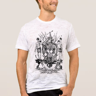 Sir William Johnson Coat of Arms T-Shirt
