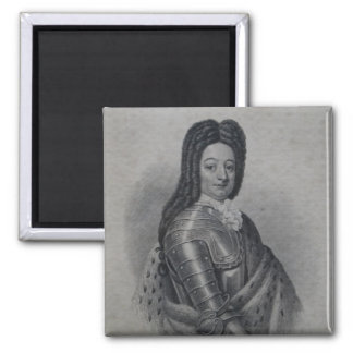 Sir William Keith I 2 Inch Square Magnet