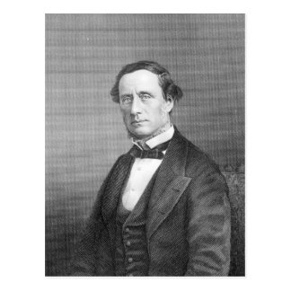 Sir William Sterndale Bennett, 1844 Postcard