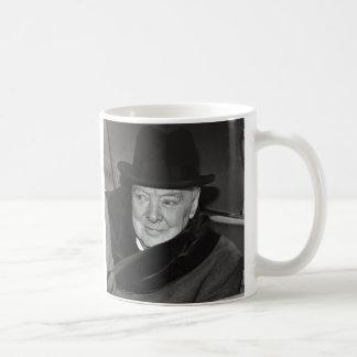 Sir Winston Churchill Coffee Mugs