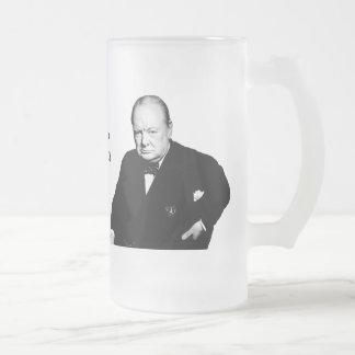 Sir Winston Churchill Mug