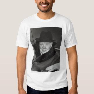 Sir Winston Churchill Remeras