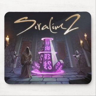 Siralim 2 Mousepad (Title Screen)