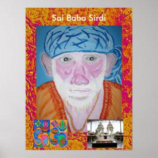 Sirdi Sai Baba Poster