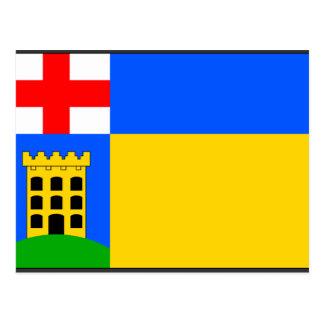 Sirejovice, Czech Postcard