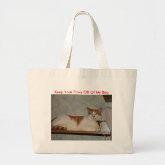 Siren Cat, Keep Your Paws Off Of My Bag