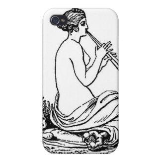Siren iPhone 4 Covers