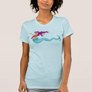 Siren Mermaid T Shirt