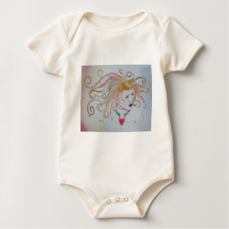 Siren of the winds.JPG Baby Bodysuit