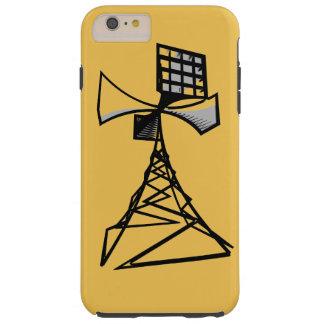 Siren radio tower tough iPhone 6 plus case