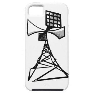 Siren radio tower iPhone 5 case