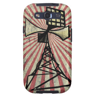 Siren radio tower samsung galaxy SIII covers
